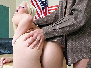 Alexis Texas You Got My Vote